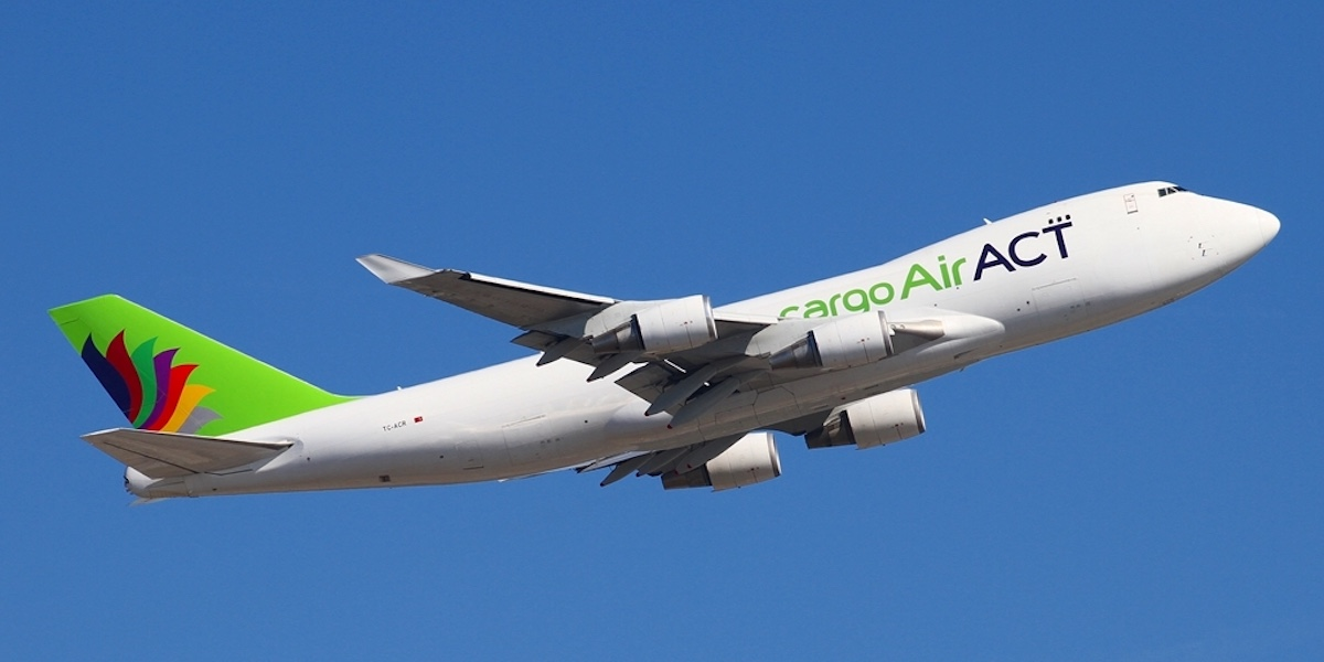 AirACT | myCARGO | ACT Airlines